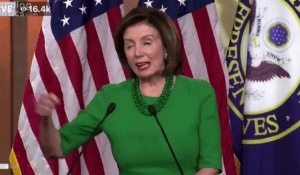 """Pelosi Accuses Trump of Killing Americans in Coronavirus Crisis: """"As President Fiddles, People are Dying"""""""