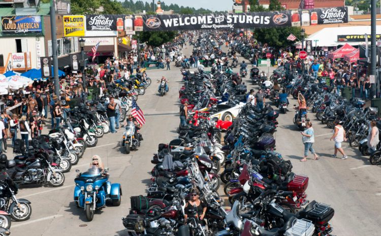 """South Dakota Gov All-In on Sturgis Motorcycle Rally of 250k: """"I trusted my people and they trusted me"""""""