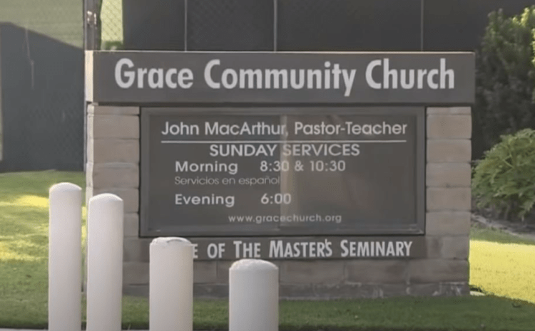LA County Loses Court Battle with Grace Community Church — So County Sends Eviction Notice to the Church on Sunday