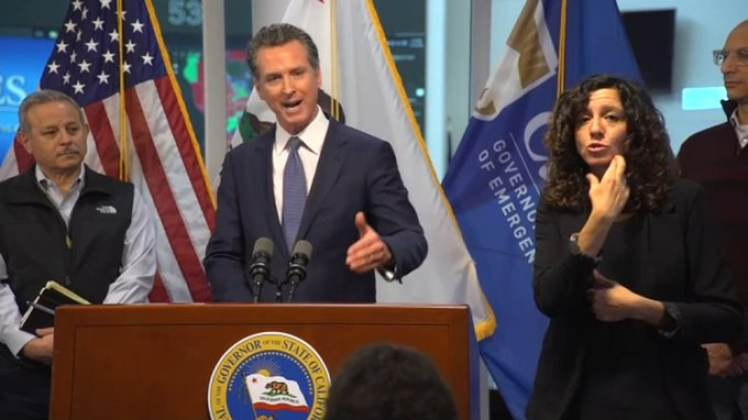 Newsom Signs Bill to Reduce Penalties For Sex with 'Willing' Same-Sex Minors