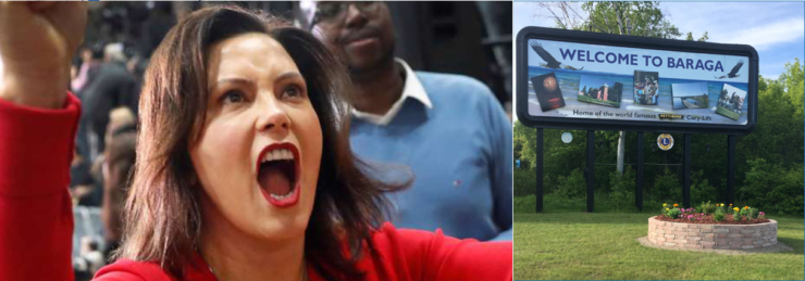 YOOPERS Have Told Greedy Troll Whitmer To BACK OFF!