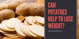 Can potatoes help to lose weight