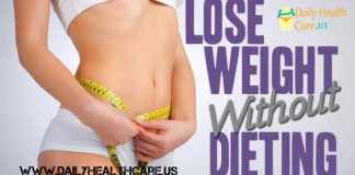 10 Excellent Ways to Lose Weight Without Dieting