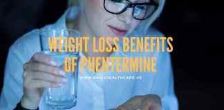 Weight Loss Benefits of Phentermine