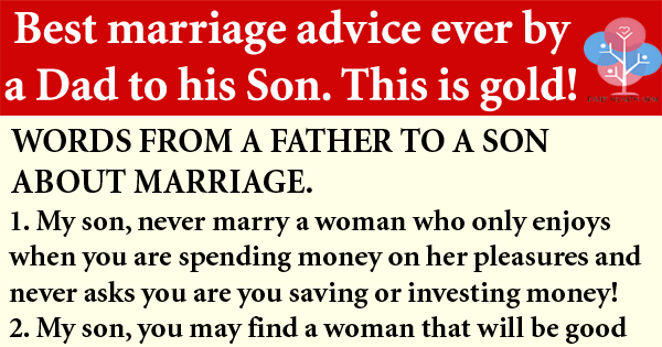 best-marriage-advice-by-a-dad-to-his-son