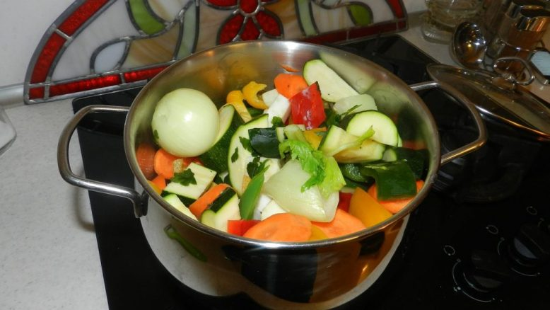vegetable-stock
