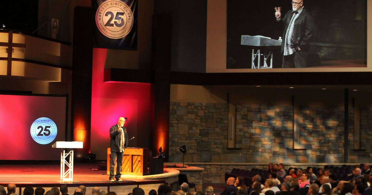 Harvest Bible Chapel Celebrating 25 Years Of Ministry, Growth