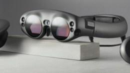 Magic Leap's Futuristic Headset is more Like HoloLens
