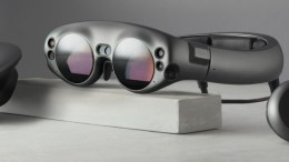Magic Leap's Futuristic Headset is more Like HoloLens