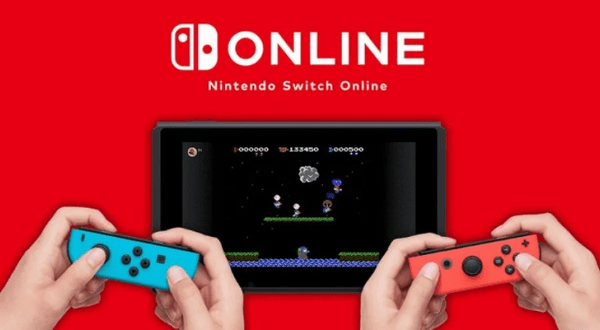 Online Nintendo Switch Debuts in September's Second Half