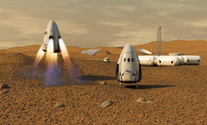 Human-to-Mars