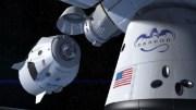 Crew Dragon and Falcon 9