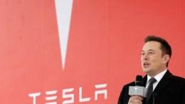 Tesla Stocks Falls