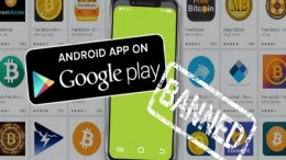 Crypto Stealing App