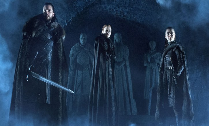 HBO Released First Episode Of Game OF Thrones Season 8