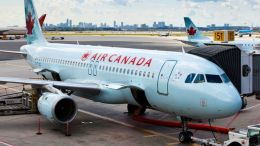 A Passenger On Air Canada Was Left Alone On Cold Dark Plane
