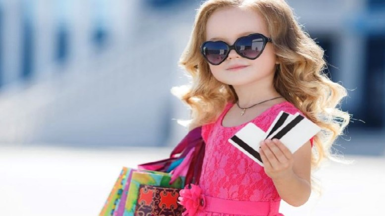 Survey Shows Kids Usage Of Credit Card Has Went Up