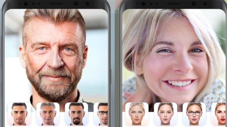 Faceapp An AI Photo Editor App Has Again Gone Viral, Some Are Raising Questions Over Library Access