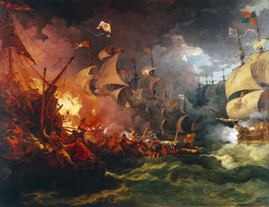 How did the defeat of the Spanish Armada (1588) change ...