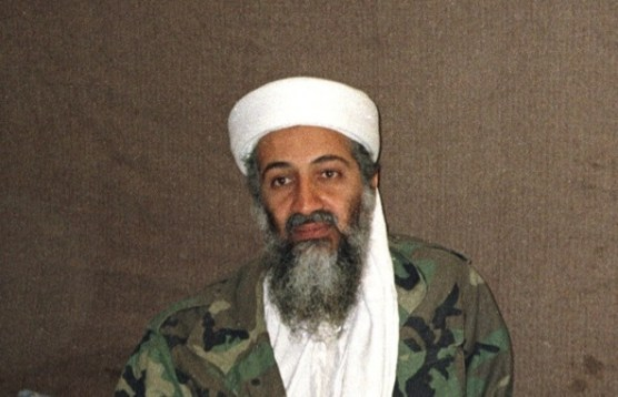 Osama bin Laden sits with his adviser and purported successor Ayman al-Zawahiri during an interview in Afghanistan, Barack Obama
