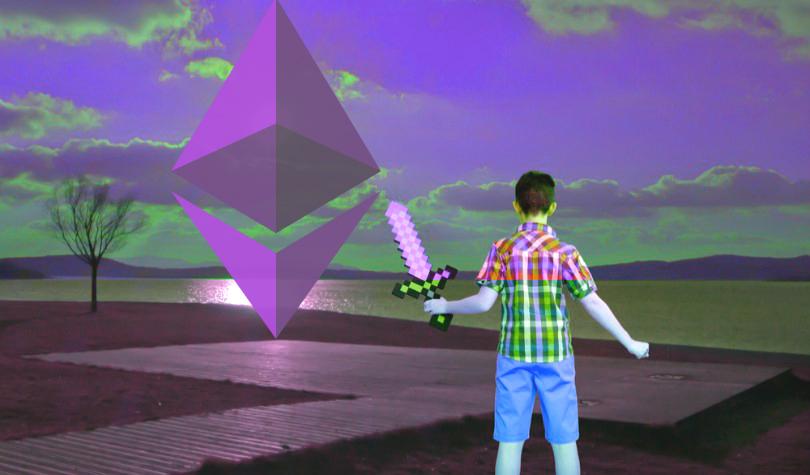 Представлен плагин Minecraft для игровых активов на основе Ethereum
