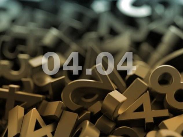 Зеркальная дата 04.04: как привлечь удачу