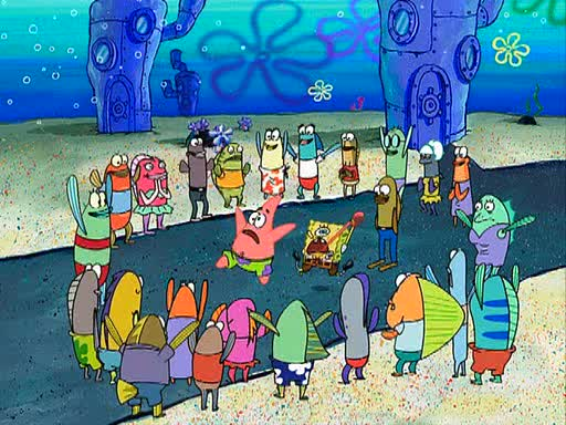 DHP April 17, 2012- Spongebob (1/2)