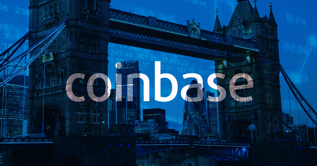 Coinbase Introduces VISA Card For Users In The UK