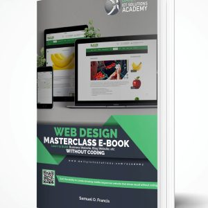Web Design Masterclass E-book
