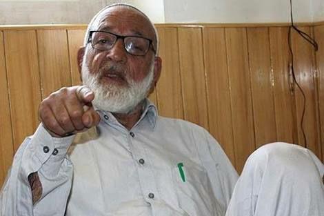 شیخ محمد یوسف:''ہم کو معلوم ہے ہم نشانے پہ ہیں''۔۔۔میر عرفان