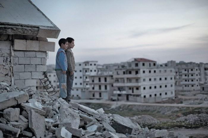 ڈوبتے شامیوں کی آہ و زاری۔۔۔۔۔۔۔خالد خلیفہ