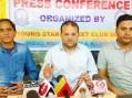ینگ سٹار کرکٹ کلب ڈوڈہ 15 جون سے ٹی ٹونٹی کرکٹ ٹورنامنٹ کا کررہا ہے آغاز، سربراہ ینگ سٹار کرکٹ کلب منظور احمد،چیرمین نصیر کھوڑا اور جنرل سیکرٹری فیضان ترنبو میڈیا کو جانکاری فراہم کرتے ہوئے ۔۔۔فوٹو الحاق