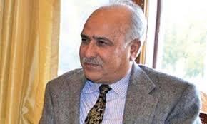 جیت پارٹی لیڈران کی کوششوں کا نتیجہ: جسٹس (ر) حسنین مسعودی