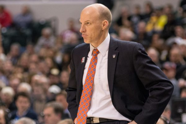 Watch: Illinois basketball's John Groce talks Da'Monte ...