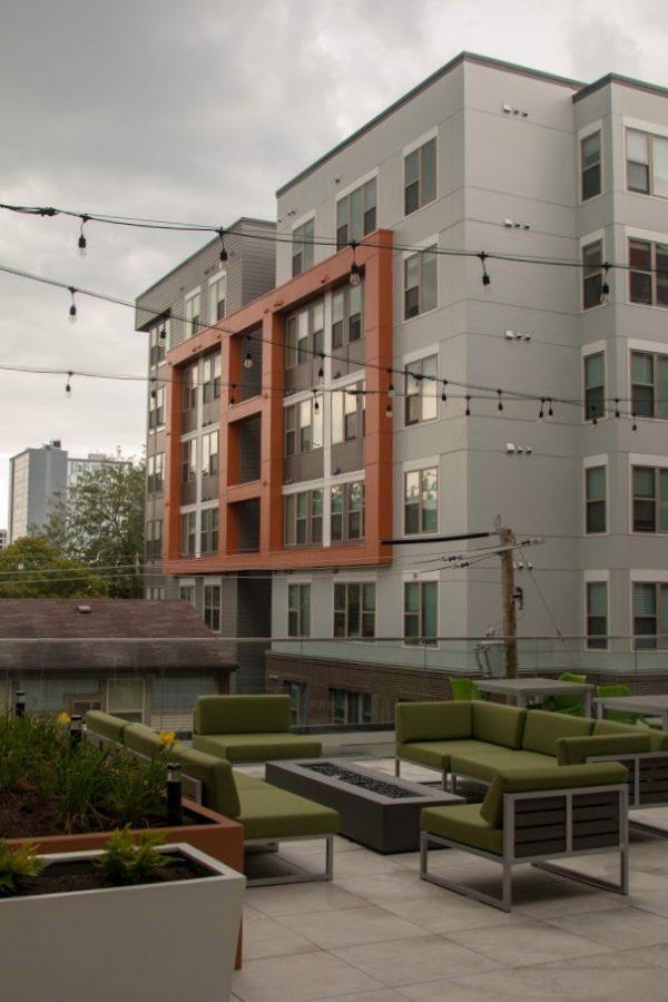 University Housing Promotes Dorm Life
