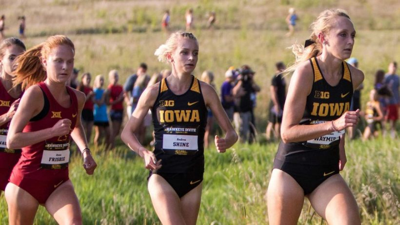 Iowa Cross Country Faced Tough Competition At Notre Dame
