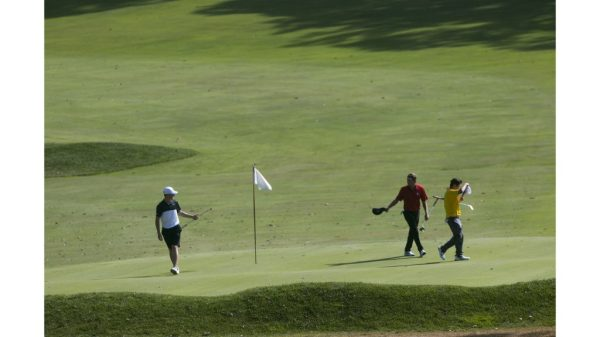Iowa men's golf takes eighth in Texas tourney with top ...