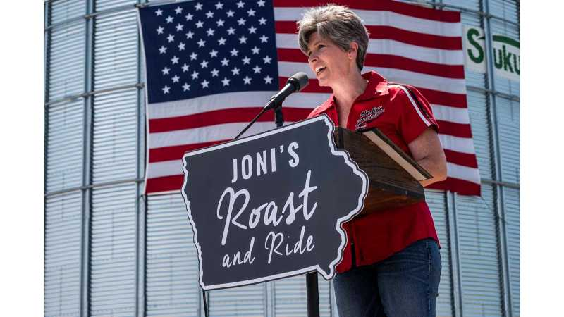 Mahoney: Iowa's two GOP senators flex Iowa's political muscle