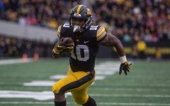 Iowa football report card: Running backs