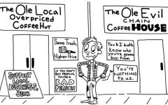 Point-counterpoint: Should people make an effort to shop locally?