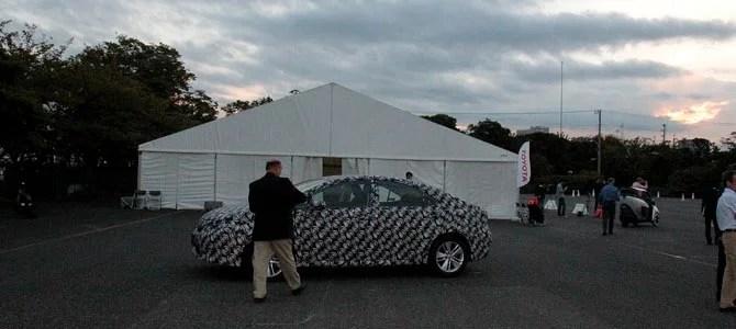 Toyota FCV -01- Picture courtesy Bertel Schmitt