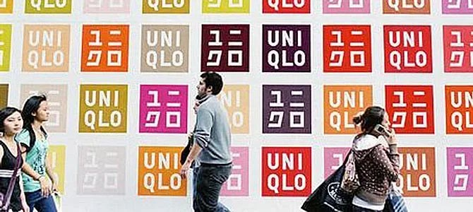 Uniqlo - Picture courtesy shefinds.com
