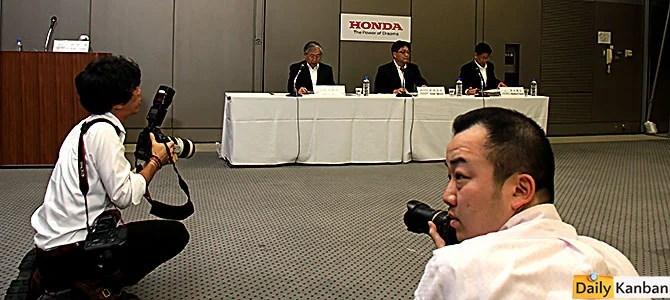 Honda 3 - Picture courtesy Bertel Schmitt