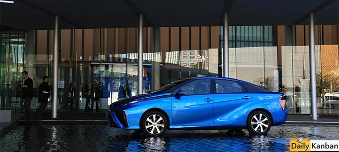 Toyota Mirai Press Briefing Tokyo - 13 - Picture Bertel Schmitt