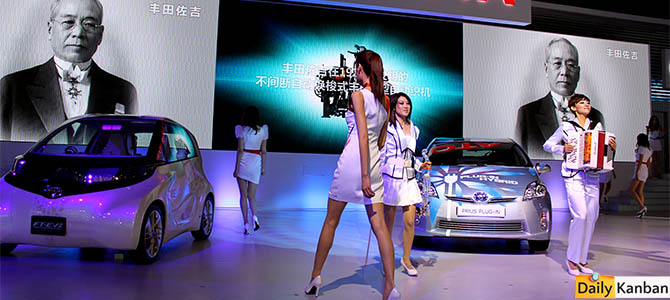 Shanghai 2013 - Sakichi Toyoda approves