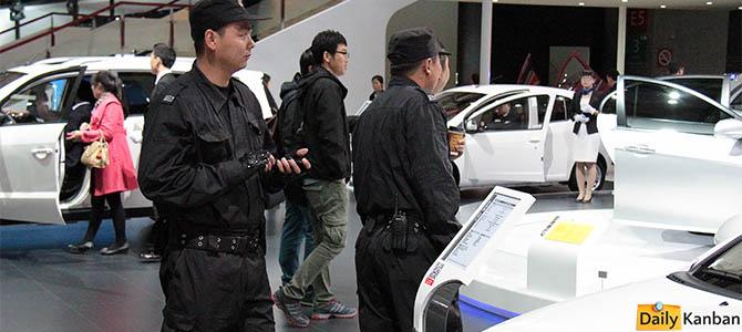Shanghai 2013 -  SWAT