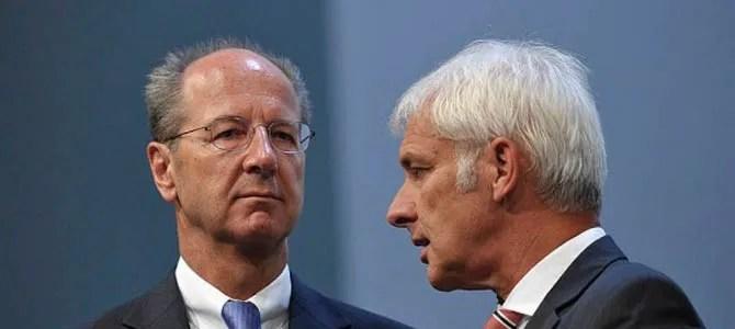 Pötsch, Müller: Not so easy come, not so easy go?