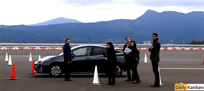 Drivability is like night and day, as Reuters reporters are about to find out