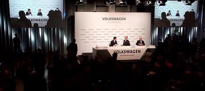 VW presser