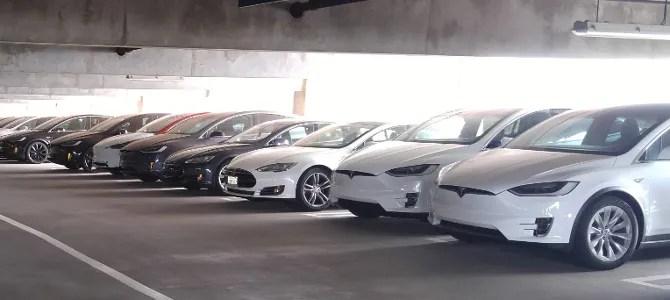 Tesla's Ghost City?